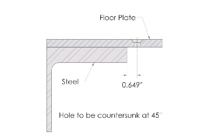 2D FloorFixHT Drawings