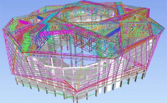 Oculus Roof rendering