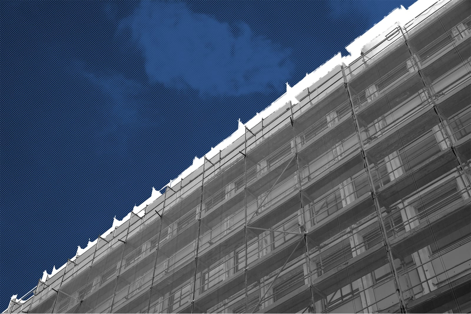 steel projects for building services