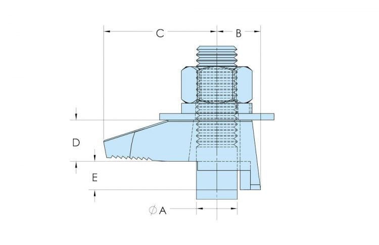 beamclamp ba bb dimensions for bbln clamp
